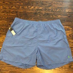 Polo Ralph Lauren men's swim trunks 2XB NWT$65 B&T